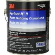 Dung dịch đánh bóng bước 1 3M 05983 Perfect-It II Paste Rubbing Compound 3.18L