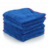 Khăn lau xe hơi cao cấp Chemical Guys Fluffer Miracle Supra Microfiber Towel 24